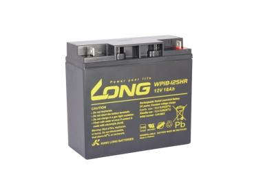 Akku 18Ah 12V AGM Blei Batterie Rasenmäher Rasentraktor Aufsitzmäher Boot Scooter 17Ah 19Ah 20Ah 22Ah 23Ah VDs kompatibel