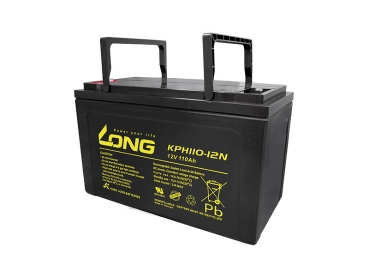 Akku kompatibel ST800 12V 110Ah wie 98Ah AGM Blei wiederaufladbar wartungsfrei