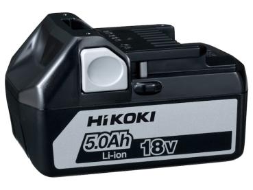 Hitachi Hikoki BSL1850 Schiebe Akku 18V 18 Volt 5,0Ah Li-Ion Ersatzakku