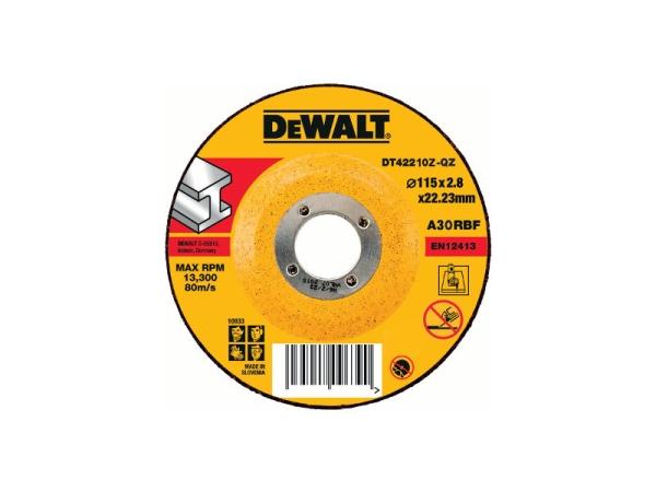 Dewalt Metall Schruppscheibe Dt42223z Qz Batterien Und Akkus